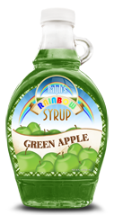 Green Apple Pancake Syrup